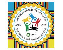 Selo de Instituição Socialmente Responsável